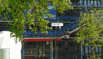 Beaubourg // Plus haut -- Medium 90x50 219€ // Large 140x80 429€