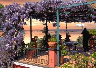Capri // Glycine-- Medium 100x70 259€ // Large 140x100 459€