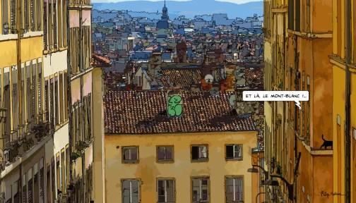 Lyon // Mont-Blanc-- Medium 90x50 219€ // Large 140x80 429€