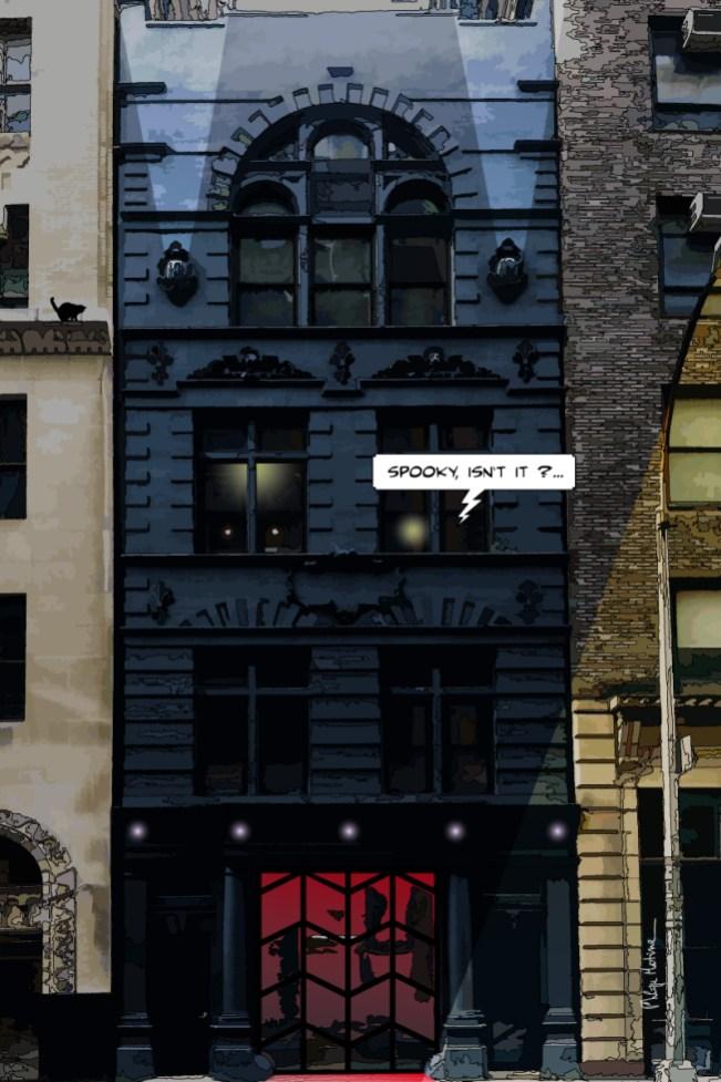 New York // Black building -- Medium 60x90 229€ // Large 80x120 359€
