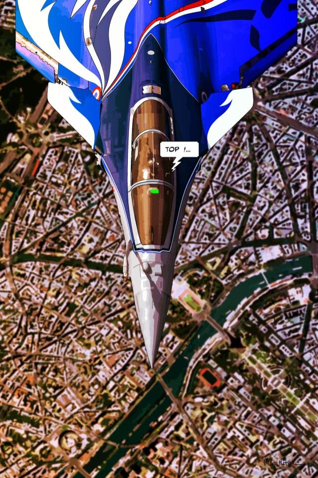 Paris // Rafale -- Medium 60x90 229€ // Large 80x120 359€