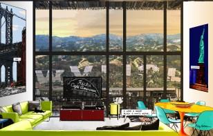 LA // Loft Hollywood -- Medium 90x60 229€ // Large 140x90 449€