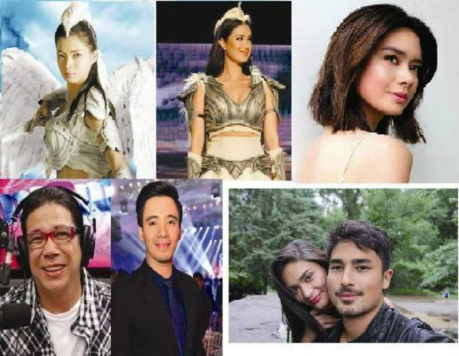 April 2017 Philippine Showbiz News Philippine Asian News Today