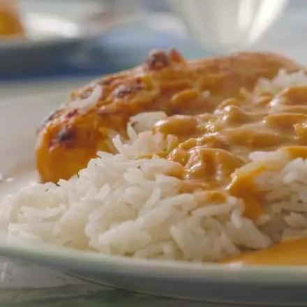 Rice main dish
