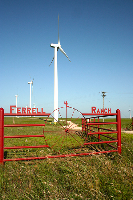 Elk River Wind Farm, Beaumont KS