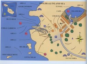Plan Général - Dwejra