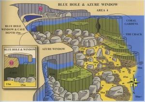 Plongée - Blue Hole & Azure Window