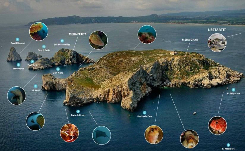 Archipel des îles Médès