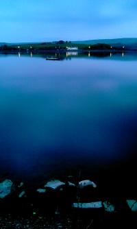 Hollingworth Lake at Dusk