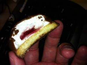 Mmmmm Jammy Teacake