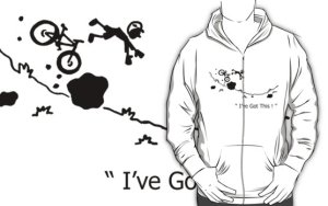 """I've Got This !"" Hoody"
