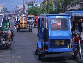 tricycles tricycle trike pedicar public transport philippines manila cebu palwan