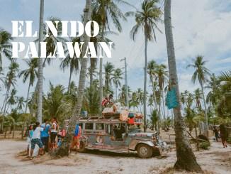El nido palawan puerto princesa philippines