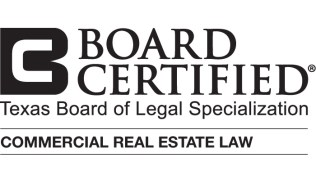 Board Certified Texas Board of Legal Specialization - Tax Law