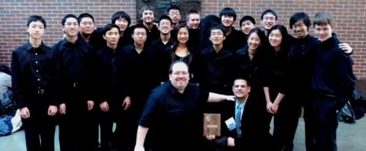 Adlai E. Stevenson High School Baroque Ensemble with Dr. Phillip W. Serna & Director Enrique Vilaseco