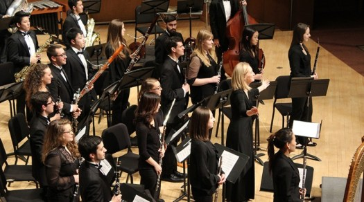 Northwestern University Henry & Leigh Bienen School of Music's Symphonic Wind Ensemble 50th Anniversary Celebration