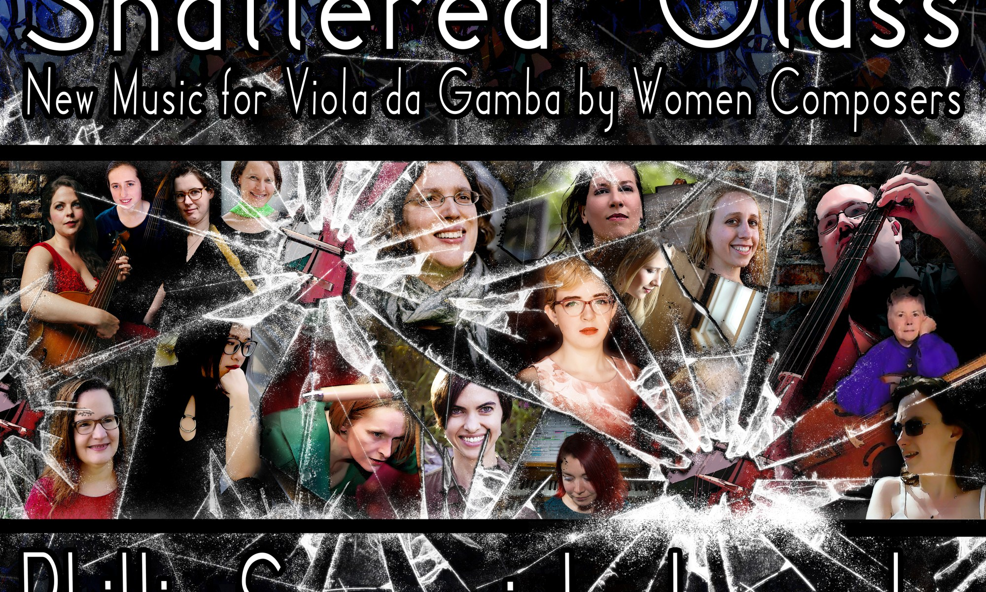 Shattered Glass - New Music by Women Composers