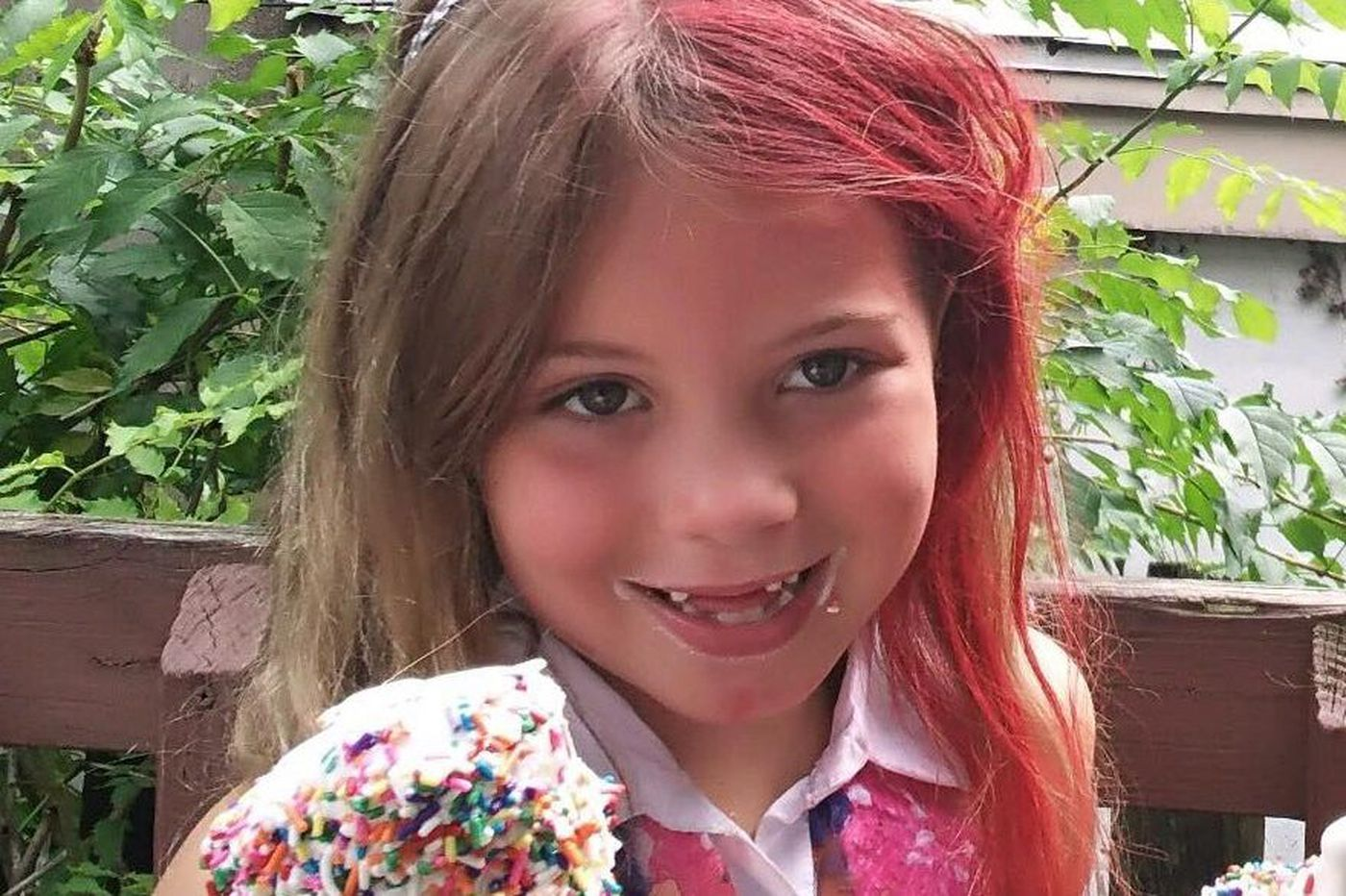 7 Year Old Girl Killed In Apparent Murder Suicide In
