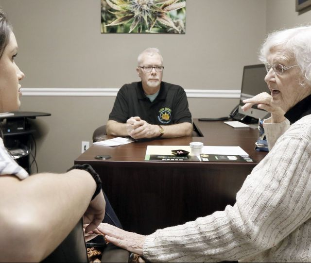 Great Grandmas In New Jersey Are Getting On Board With Medical Marijuana