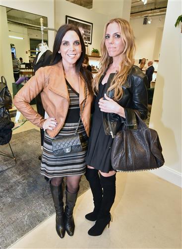 Melissa Leonard and Linda LaRosa, Shop Sixty Five