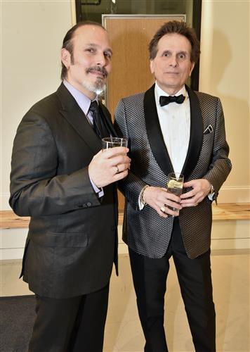 A.D. Amorosi and Peter Dello Buono