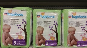Rite Aid ~ Tugaboos Jumbo Pk Diapers just $5.00, ends 9/22!