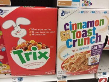 General Mills Cereals at Rite Aid - Phillycouponmom.com