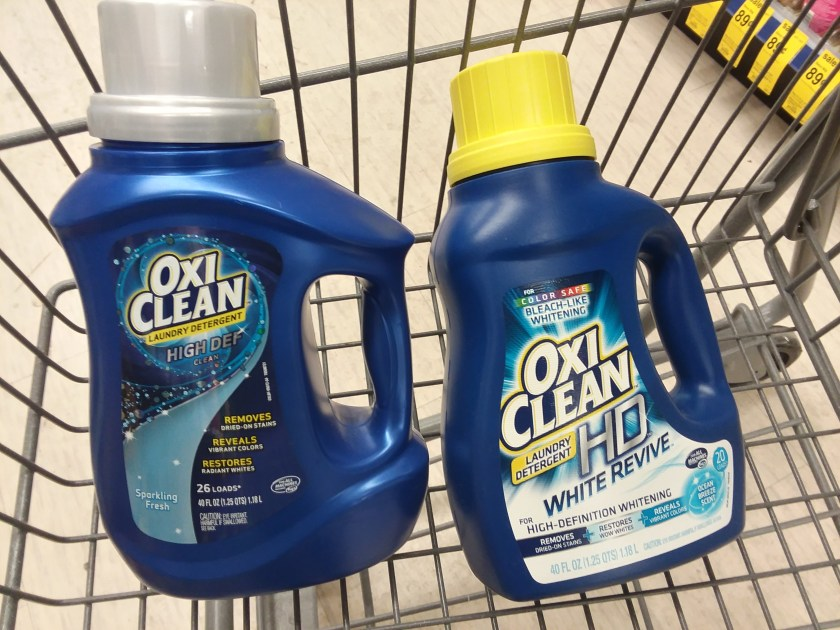 Oxi Clean Detergent at Walgreens - Philly Coupon Mom