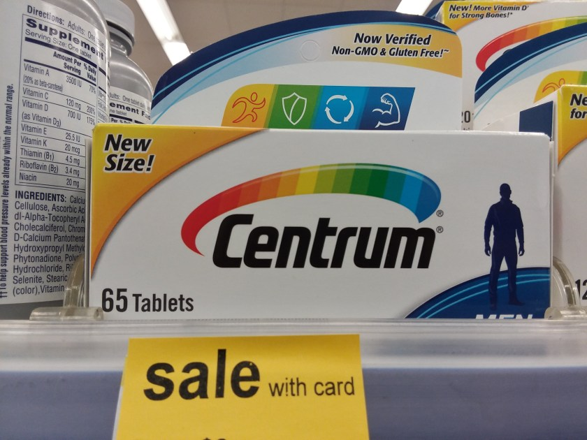 Centrum Vitamins at Walgreens -Phillycouponmom.com