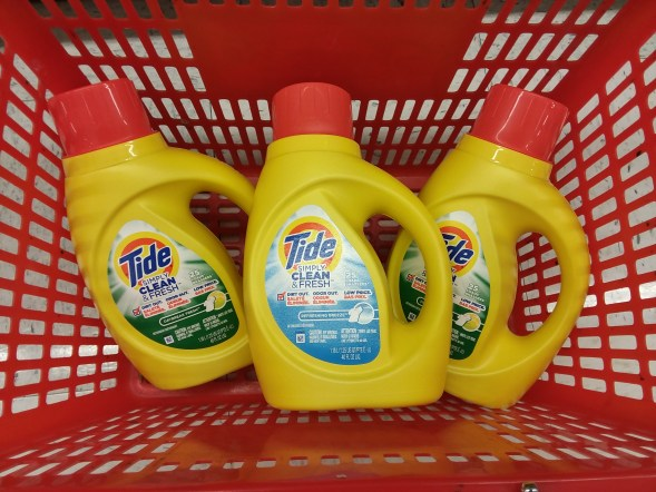 Tide Simply Clean at Shoprite - Phillycouponmom.com