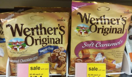 Werther's Originals at Walgreens