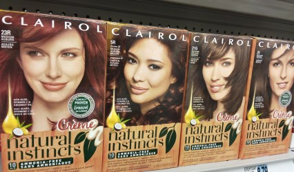 Clairol Nat instincts at rite aid