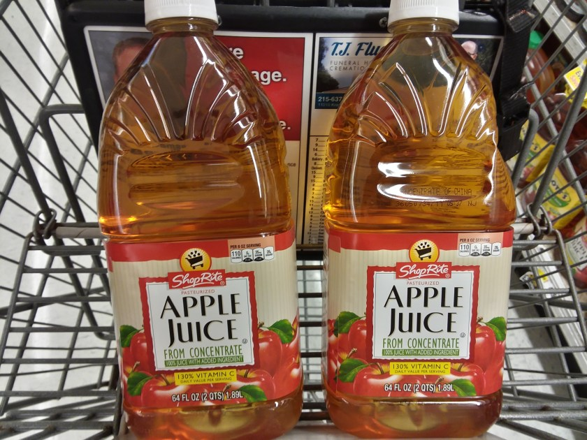 Shoprite 100% Apple juice at Shoprite - Philly Coupon Mom