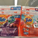 Tide pods at wags