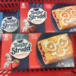 Pillsbury toaster strudels at shoprite