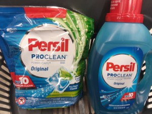 Persil Detergent at Walgreens