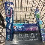 Crest or Oral B at Walgreens