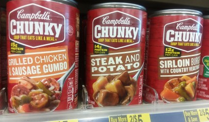 Campbells Chunky Soup at Philly Coupon Mom