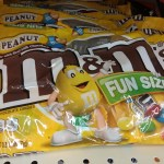 m&ms fun size candy at walgreens