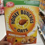 Post Cereal at Shoprite