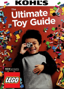 Kohl's 2018 Toy Book