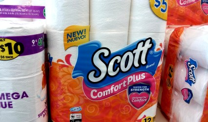 Scott Comfort Plus at Walgreens