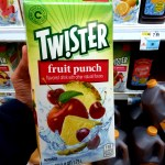Twister Drinks at Shoprite