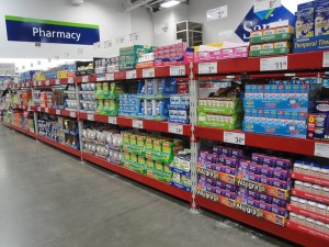 Sams Club Aisle - Philly Coupon Mom