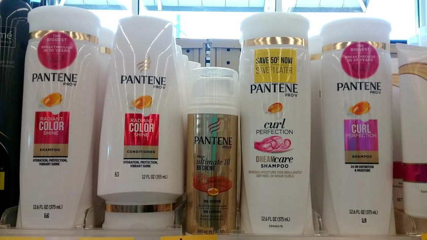 Pantene Hair Care at Walgreens