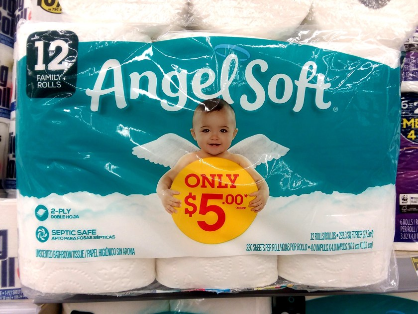 Angel Soft Bath Tissue 12 ct at Walgreens - Philly Coupon Mom