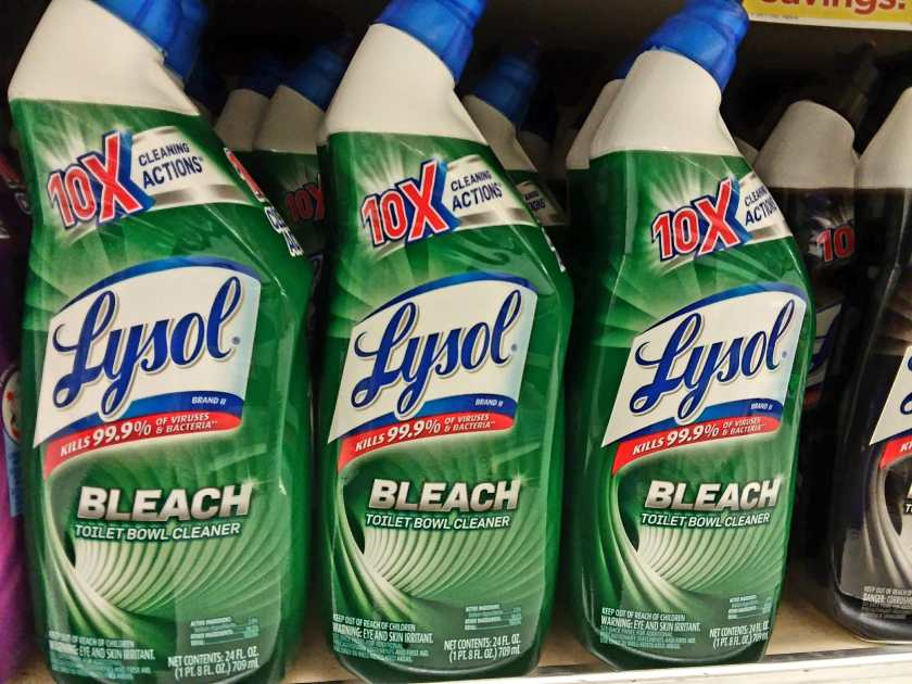 Lysol Toilet Bowl Cleaner at Shoprite