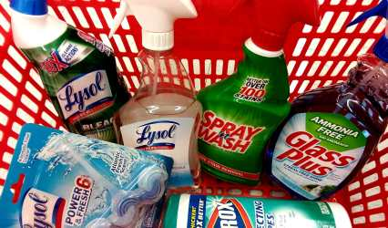 Lysol Products at Shoprite - Philly Coupon Mom