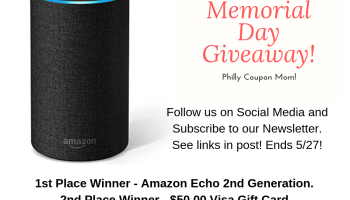 067eb76f6bce5 Philly Coupon Mom Memorial Day Giveaway! ~ Philly Coupon Mom