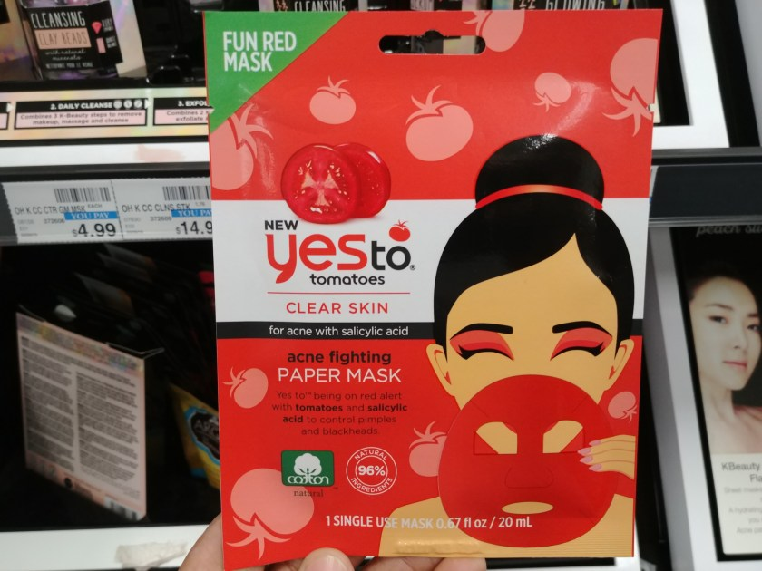 Yes to Products at CVS